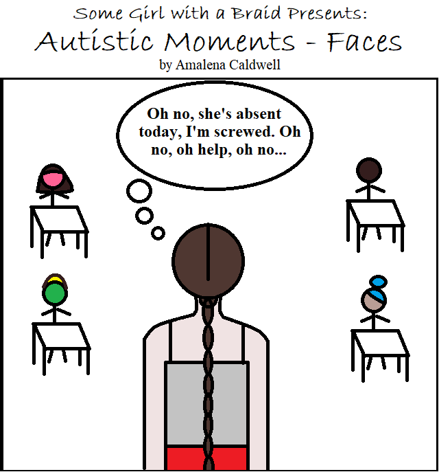 Autistic Moments – Faces